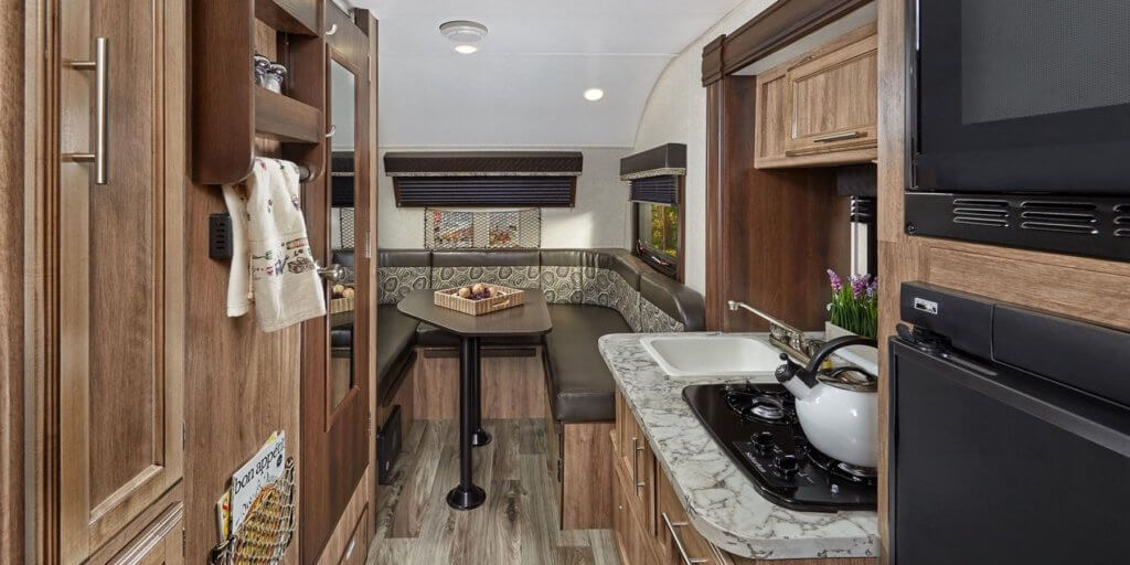 Jayco Hummingbird Interior