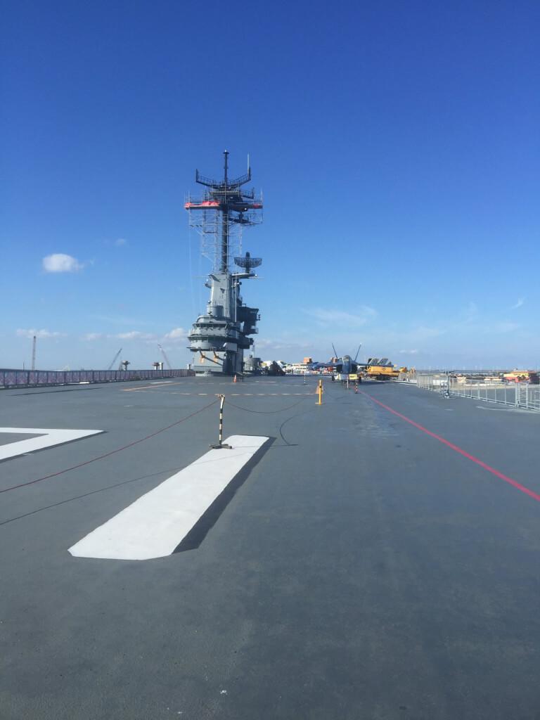 Things to do in Corpus Christi USS Lexington