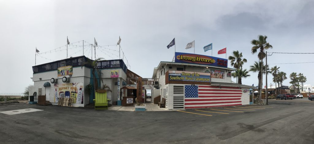 Long Boards Bar & Grill • South Padre Island TX