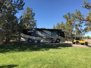 Finding RV Parks While On the Road